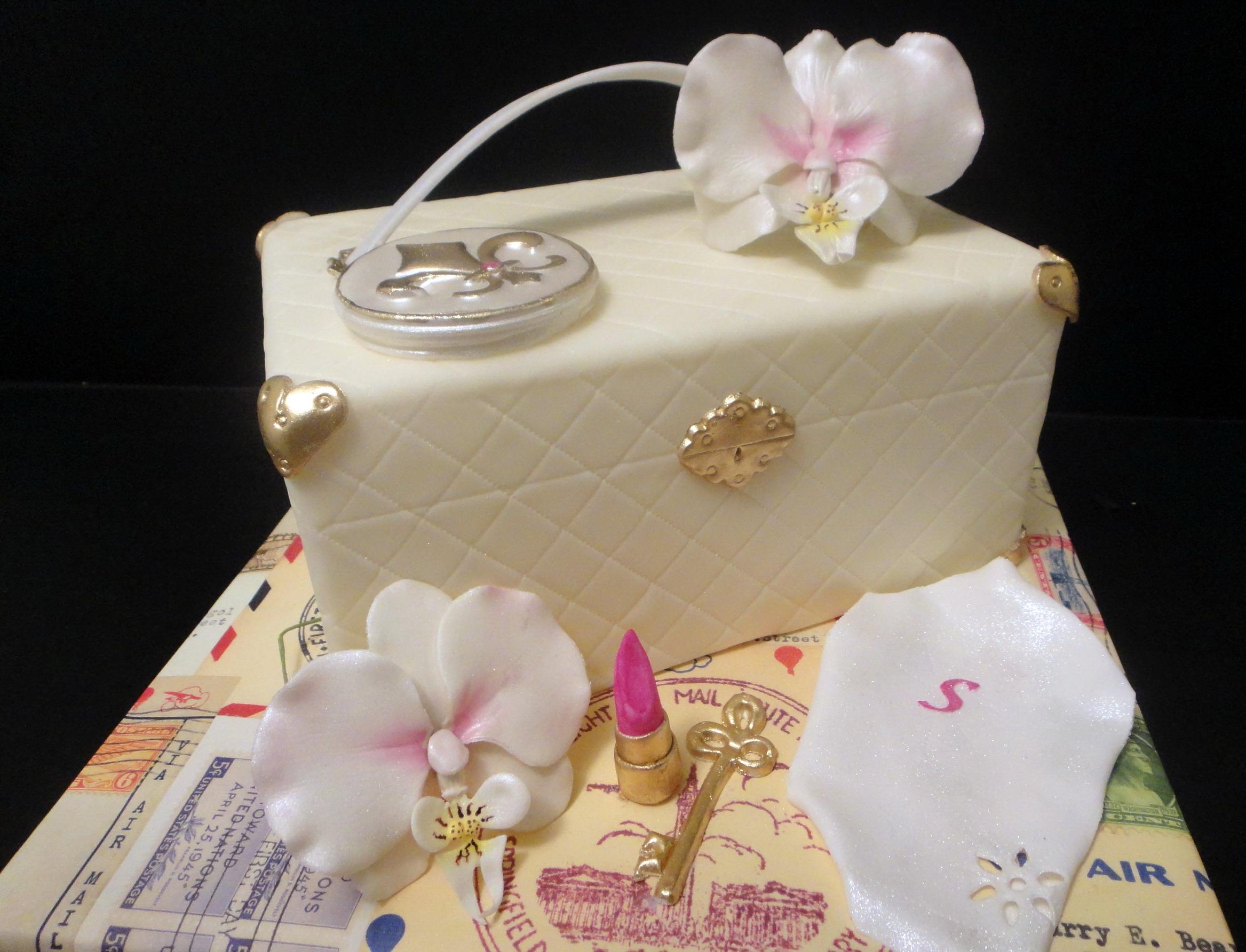 Makeup Kit Cake Images : How To Make Makeup Kit Cake - Makeup Vidalondon